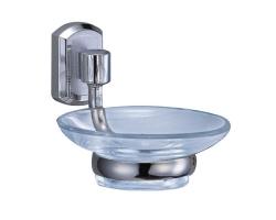 Мыльница стеклянная Wasser Kraft Oder K-3029