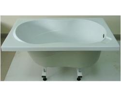 Ванна акриловая Bas Кэмерон Стандарт 120х70
