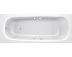Стальная ванна BLB Universal HG B70H 170х70 (с отверстием под ручки)