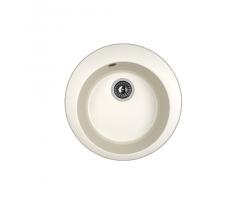 Кухонная мойка Dr.Gans Гала 25.010.B0510.401 белый (510х510 мм)