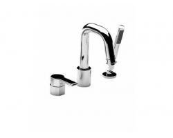 Смеситель для ванны на три отверстия Jacob Delafon Singulier E10873-CP