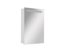 Зеркало-шкаф Roca Victoria Nord 60 ZRU9000029 (белое, левое)