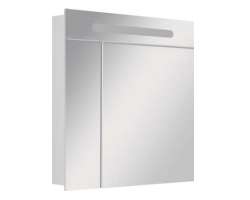 Зеркало-шкаф Roca Victoria Nord 80 ZRU9000033 (белое)