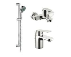 Комплект смесителей для ванной комнаты Grohe Eurosmart Cosmopolitan 121655