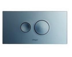 Кнопка смыва Viega Visign for Style 10 596347 (хром матовый)