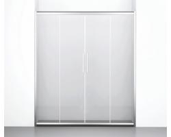Дверь для душа Wasser Kraft Amper 29S08 150x190 150х190 см.