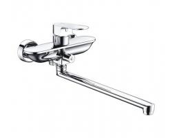 Смеситель для ванны Wasser Kraft Dinkel 5802L