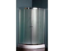 Душевой угол Nautico SWВ-8015 90х90 (матовое стекло, низкий поддон)