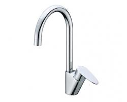 Смеситель для кухни WasserKraft Leine 3507 (хром глянец)
