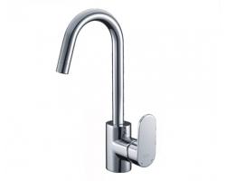 Смеситель для кухни WasserKraft Donau 5347 (хром глянец)