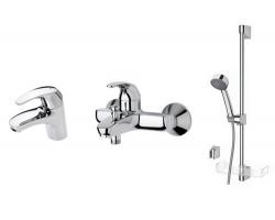 Комплект смесителей для ванной комнаты Oras Polara 1496