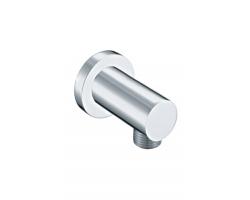 Шланговое подключение Wasser Kraft A021 (хром глянец)