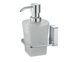 Дозатор для жидкого мыла WasserKraft Leine К-5099 (хром глянец)