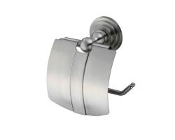 Держатель туалетной бумаги WasserKraft Ammer К-7025 (матовый хром)