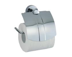 Держатель туалетной бумаги WasserKraft Donau K-9425 (хром глянец)