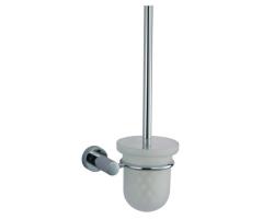 Щетка для унитаза WasserKraft Donau K-9427 (хром глянец)