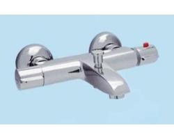 Смеситель для ванны термостатический Еса Thermostatiuc 102102340 (хром глянец)