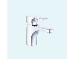 Смеситель для раковины с донным клапаном Еса Mix M 402108214