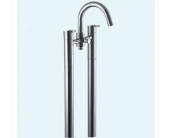 Смесители для ванны Еса Mix Minimal 102102313 (хром глянец, напольного монтажа)