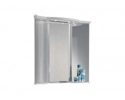 Зеркало-шкаф Акватон Альтаир 62 62 см. 1A042702AR010 (белое)