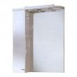 Зеркало-шкаф Акватон Джимми 57 57 см. 1A034002DJ01L (белое, левое)
