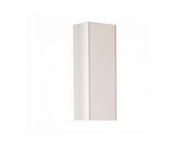 Шкаф подвесной Акватон Йорк 30 см. 1A171403YOAY0 (белый-выбеленное дерево, подвесной, одностворчатый)