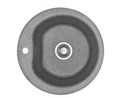 Кухонная мойка Акватон Мида 1A712732MD230 Ø 510 (серый)