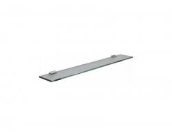 Полка стеклянная Акватон 65 65 см. 1A110203XX010