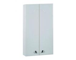 Шкаф подвесной Акватон Колибри 40 см. 1A065403KO01L (белый, двухстворчатый)