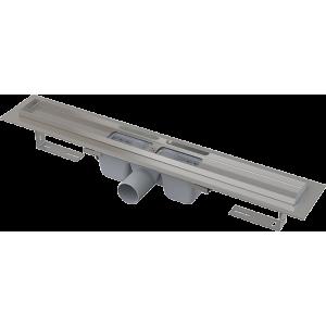 Душевой лоток AlcaPlast APZ1-650 65 см. (с гидрозатвором и опорами, без решетки)