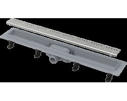 Душевой лоток AlcaPlast APZ10-850M 85 см. (нержавеющая сталь)