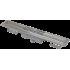 Душевой лоток AlcaPlast APZ1001-750 75 см. (вертикальный, с гидрозатвором и опорами, без решетки)