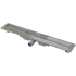 Душевой лоток AlcaPlast APZ101-750 Low 75 см. (плоский, с гидрозатвором и опорами, без решетки)