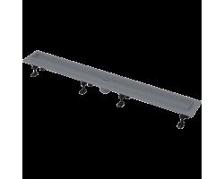 Душевой лоток AlcaPlast APZ2012-550 Optimal 55 см. (c опорами, без решетки и без сифона)