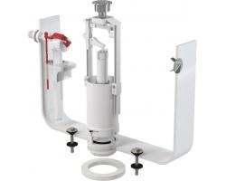 Механизм для бачка сливной и наливной AlcaPlast SA2000 G3/8 (боковой подвод, механизм однорежимный start/stop)