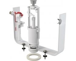Механизм для бачка сливной и наливной AlcaPlast SA2000K G1/2 (боковой подвод, механизм однорежимный start/stop)