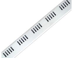 Дизайн решетка AlcaPlast Dream-300M 30 см. (нержавеющая сталь, матовая)