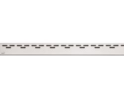 Дизайн решетка AlcaPlast Hope-300L 30 см. (нержавеющая сталь, глянец)