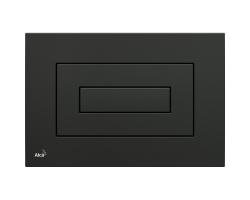 Клавиша смыва AlcaPlast M478 (чёрная)