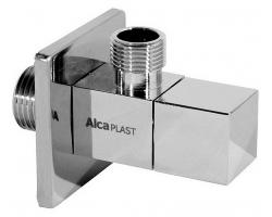 Угловой вентиль AlcaPlast ARV002 (хром глянец)