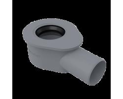 Сифон для душевого лотка AlcaPlast P138 DN50 (с гидрозатвором)