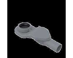 Сифон для душевого лотка AlcaPlast P142 DN40 (плоский, с гидрозатвором)