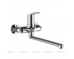 Смеситель для ванны Акванет/Aquanet Bath & Basin SD91539A 189208 (хром глянец)