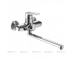 Смеситель для ванны Акванет/Aquanet Bath & Basin SD91669A 189209 (хром глянец)