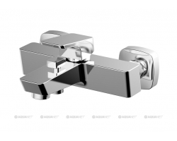 Смеситель для ванны Акванет/Aquanet Gotic AF440-20С 216773 (хром глянец)