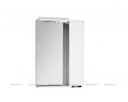 Зеркало-шкаф Акванет/Aquanet Гретта 60 60 см. 173994 (венге-белый)