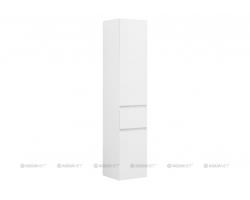 Пенал Акванет/Aquanet Йорк 35 35 см. 202095 (белый, навесной)