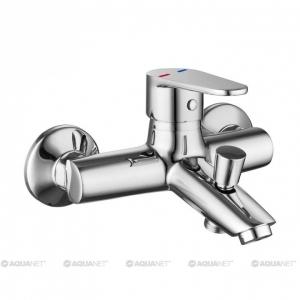 Смеситель для ванны Акванет/Aquanet Opal SD20031 189200 (хром глянец)