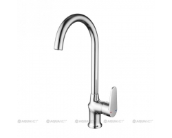 Смеситель для кухни Акванет/Aquanet Opal SD20035 189199 (хром глянец)