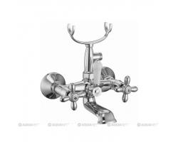 Смеситель для ванны Акванет/Aquanet Opera SD98901 187233 (хром глянец)